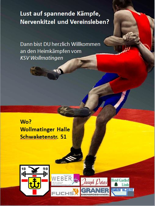 Bild Ringen Rücksetie Flyer